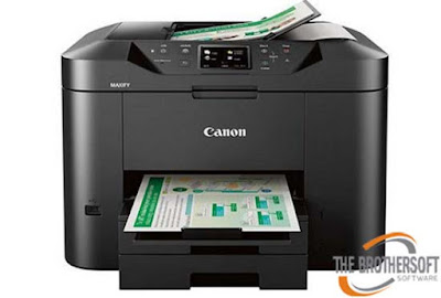 Canon MAXIFY MB2700 Driver Download