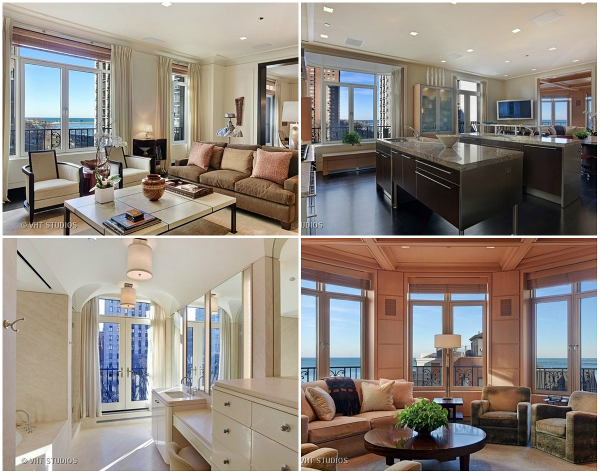 Jak wyglądają luksusowe chicagowskie apartamenty? (edycja 2017)