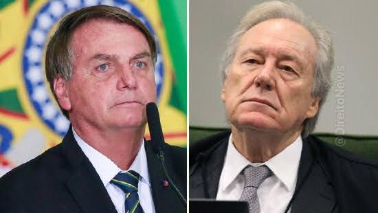 lewandowski leva plenario prazo impeachment bolsonaro