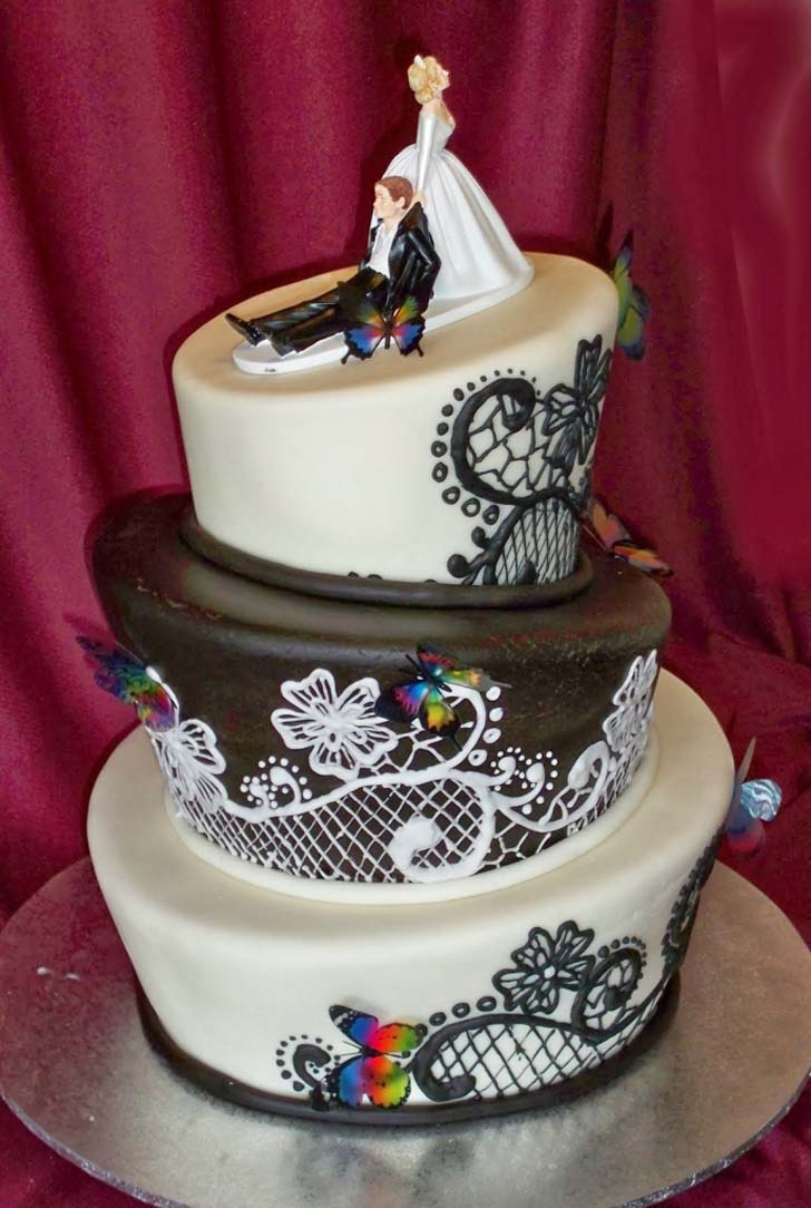 Simple Wedding Cakes 52 Best Outrageous Wedding Cakes Can