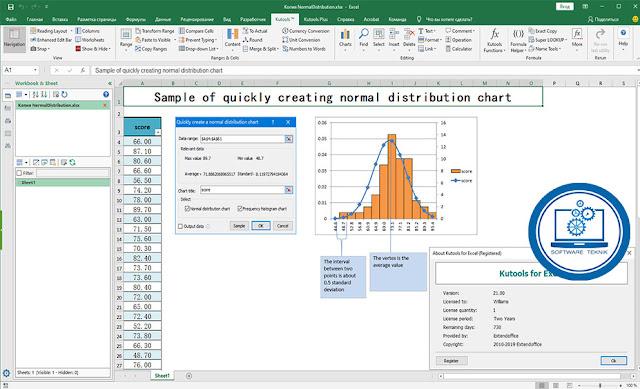 ExtendOffice Kutools Excel v21