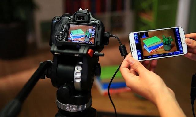 5 Aplikasi Kamera Terbaik Dengan Fitur Setara DSLR Untuk Android