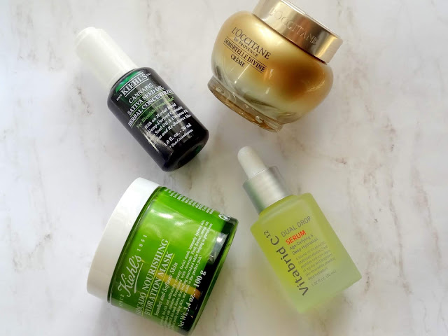 New Skincare Launches And Recent Discoveries From L'Occitane, Vitabrid & Kiehl's