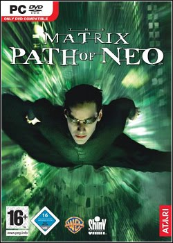 The Matrix: Path of Neo - PS2