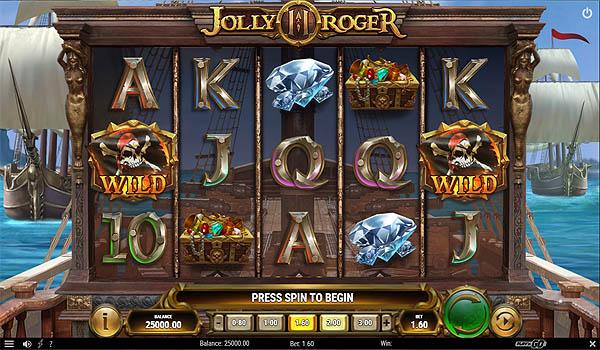 Main Gratis Slot Indonesia - Jolly Roger 2 (Play N GO)