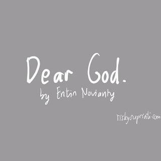 Dear God | Guest Blogger Apr 2019