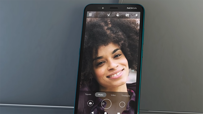 Nokia C2 is official, a budget phone with LTE and selfie flash