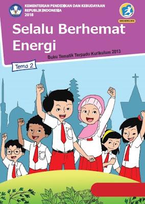 Download RPP Kelas 4 SD/MI Tema 2 : Selalu Berhemat Energi, Jum'at, 27 Agustus  2021