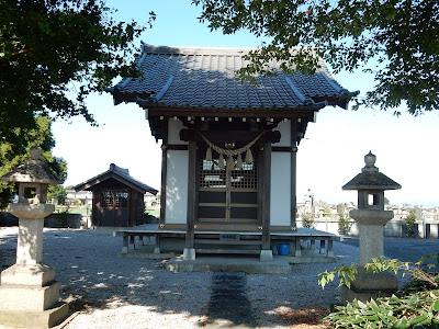 北阿賀野稲荷神社