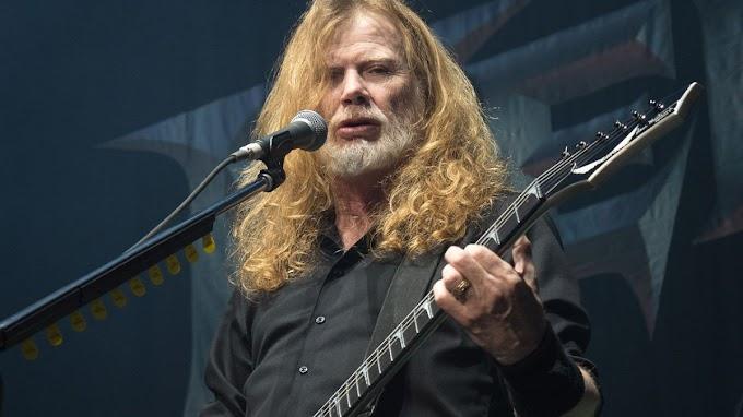 Megadeth lanzará disco en formato unplugged