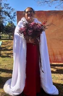 2020 - Beautiful June bride Jasmine
