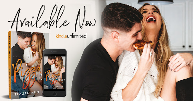 Wildfire Marketing Release Day Blitz: A Pizza My Heart by Teagan Hunter