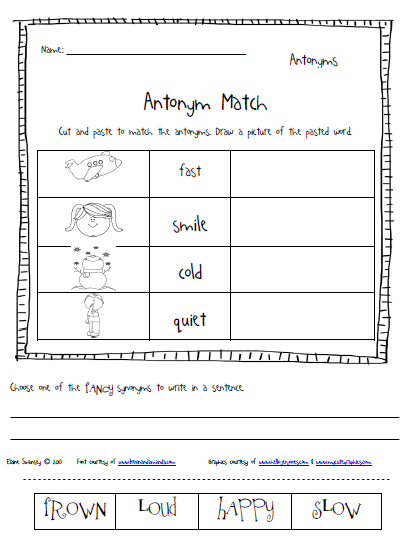 Life in First: Synonyms & Antonyms