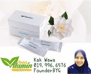 Kebaikan & Keistimewaan Collagen Powder Shaklee, Kelebihan dan Kebaikan Shaklee Collagen Powder, cara makan shaklee collagen powder shaklee collagen powder testimonial collagen shaklee tak berkesan harga collagen shaklee collagen powder shaklee review collagen shaklee harga ahli shaklee collagen powder harga 2016 manfaat collagen powder shaklee