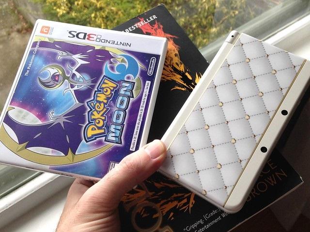 Seorang Pria di Jepang Ditangkap Karena Memodifikasi dan Menjual Kembali Game Pokemon 3DS