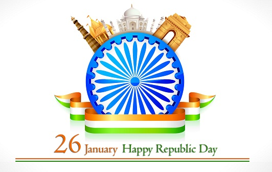 गणतंत्र दिवस हिन्दी भाषण Republic Day Speech in Hindi, 26 January Hindi Speech 2018