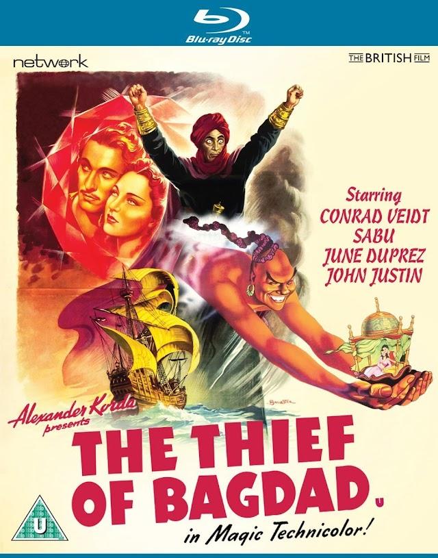 The Thief Of Bagdad 1940 x264 720p Esub BluRay Dual Audio English Hindi GOPI SAHI