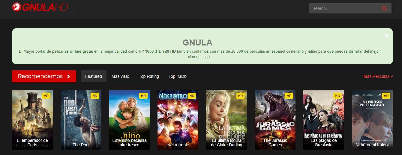 Las 7 Mejores Web Para Ver Cine Y Series En Internet Full Aprendizaje