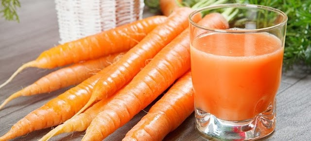 Amazing Benefits of Drinking Carrot Juice