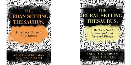 The Urban Setting & Rural Setting Thesaurus by Angela Ackerman & Becca Puglisi