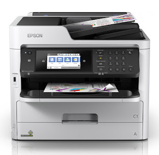 Epson Workforce Pro WF-C5710DWF Driver Download