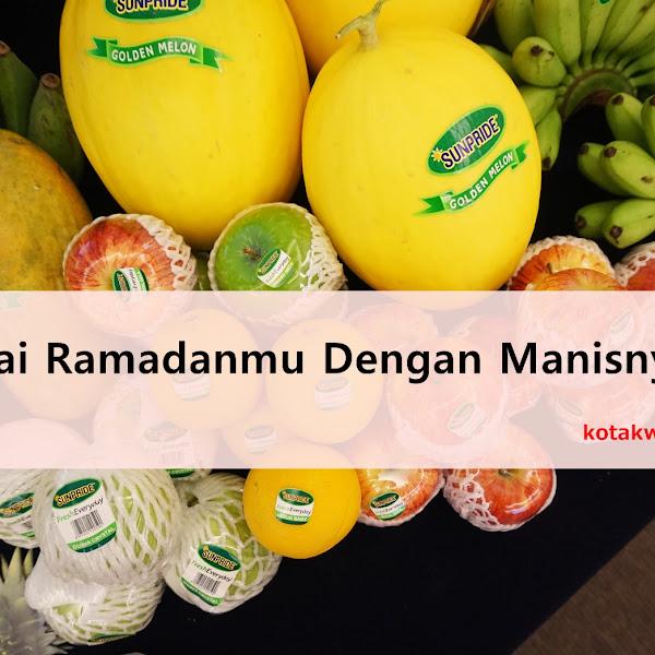Warnai Ramadanmu Bersama Manisnya Buah