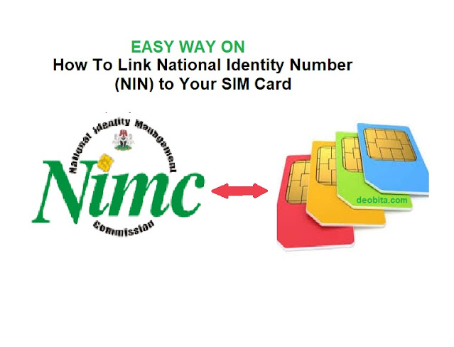 LINK YOUR NIN TO SIM CARD Phone