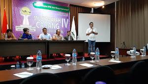 Muscab HIPMI BPC Tangsel ke IV, Asep Sholahuddin Terpilih Sebagai Formateur