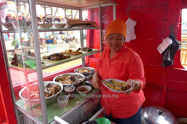 Pingand Ikan Palembang