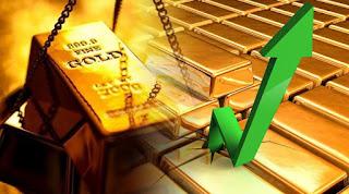 Trading Emas, Trading Emas Online Indonesia, Investasi Emas, Grafik Harga Emas