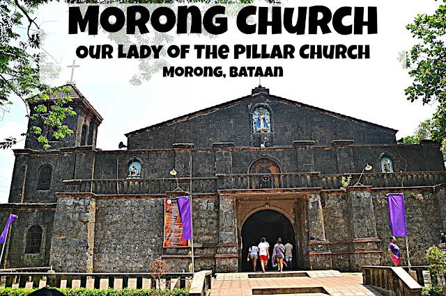 Morong Church, Morong, Bataan