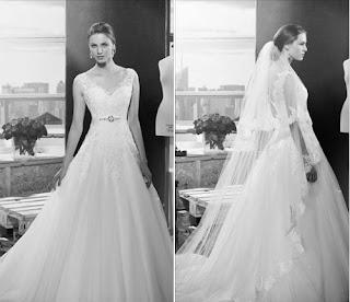 Suknia ślubna Mariko