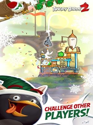 لعبة الطيور الغاضبة Angry Birds 2