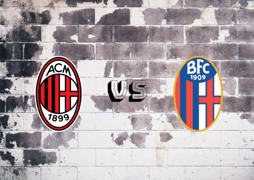Milan vs Bologna  Resumen y Partido Completo