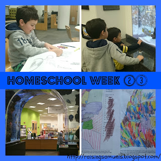 Homeschool Week 23