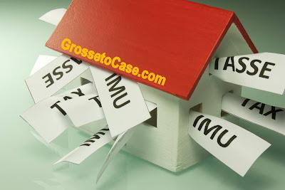 Aumentano le tasse sul venditore di casa, pressione fiscale, Grosseto, agenzia Immobiliare Invest, analisi dei costi compravendita immobiliare