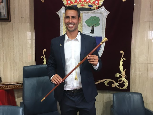 Isaí Blanco reelegido alcalde  de La Oliva con los votos de Gana Fuerteventura y NC-AMF