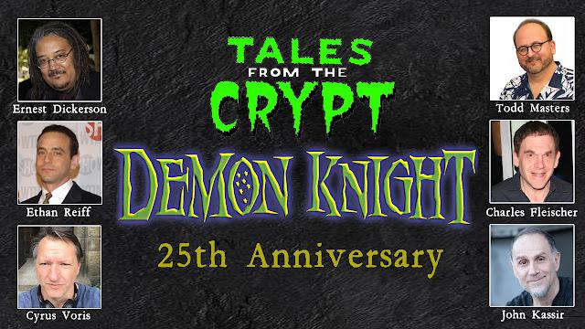 Sleepy Hollow International Film Festival Virtual 2020 Demon Knight