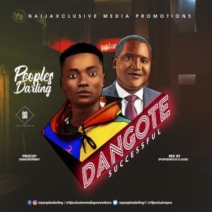 Peoples Darling - Dangote