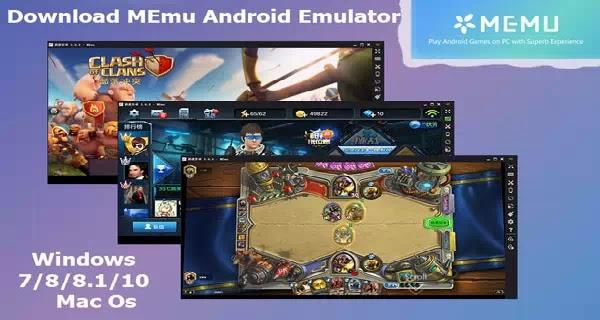emulator android paling ringan