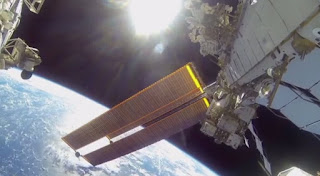 Ο Διεθνής Διαστημικός Σταθμός στο Google Street View