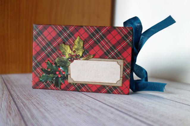 Minialbumik świąteczny