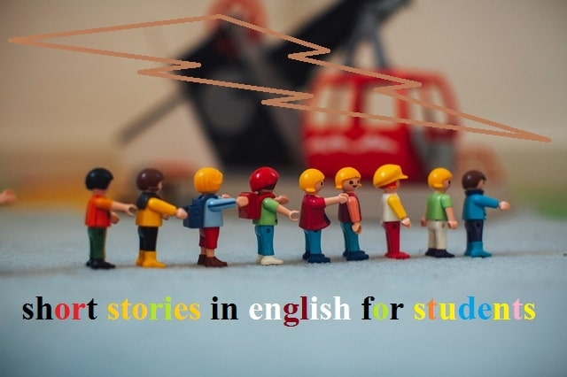 Short Stories in English for Students with Morals