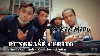 Lirik Lagu Pungkase Cerito - Sahid Indra