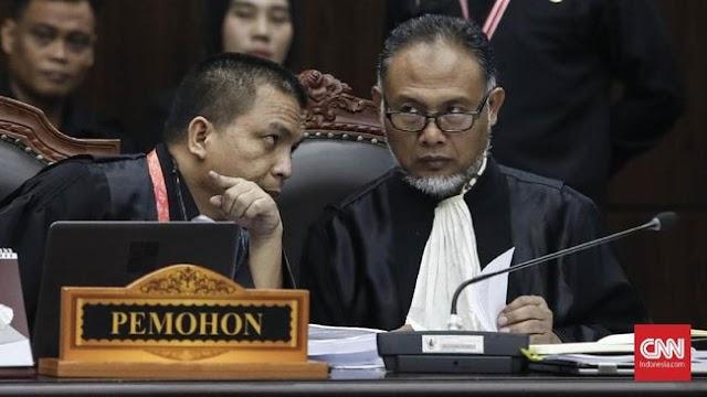 Ramai-ramai Protes Dikutip Tim Prabowo dalam Sengketa Pilpres