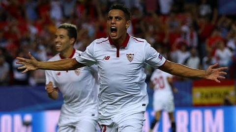 Đối mặt với cầu thủ lớn nhất thế giới là niềm vui của Sevilla.