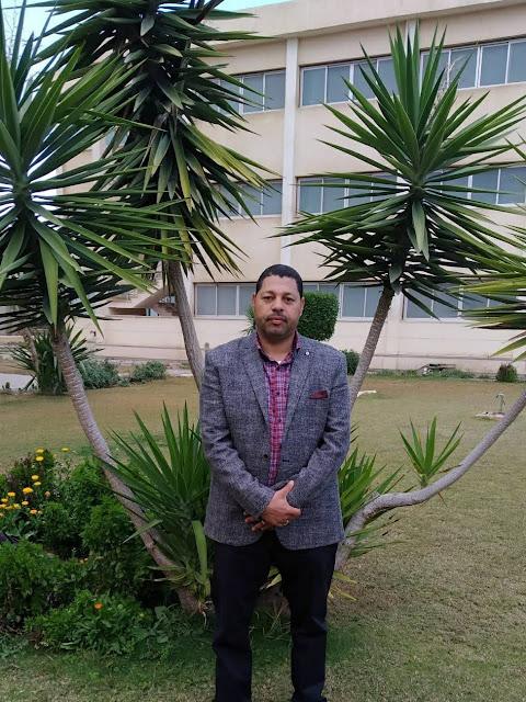 طارق جبريل مديرا للمركز التكنولوجي لمركز الوقف