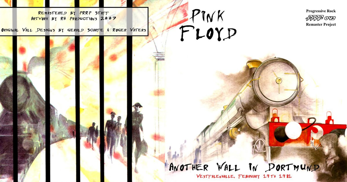 RELIQUARY: Pink Floyd [1981 02 19] Another Wall In Dortmund