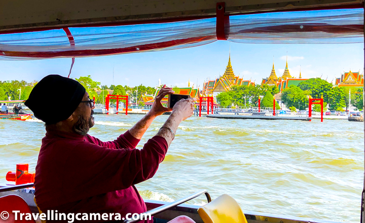There is another service provider Green flag boats :    Fare of Green flag boats : 12-32 Baht   Hours of Green flag boats: Monday-Friday 6.15-8.10 and 15.30-18.05  Frequency of Green flag boats: approximately every 15-20 minutes  Route of Green flag boats: Pakkred (N33) – Nonthaburi (N30) – Sathorn (Central Pier)    Related Blog-post : Bhubing Palace or Hmong Tribal village - Which one to pick for exploration along with Doi Suthep