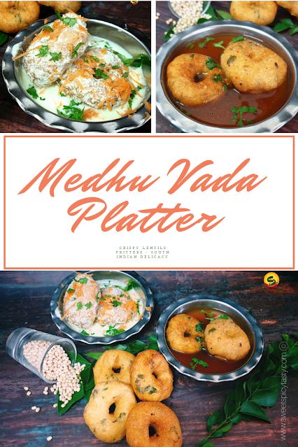 Medhu Vada is a traditional South Indian fritter made using black gram/udad dhall.uddina vade, garelu,uzhunnu vada ,vadai, urad vada, how to make rasam vada , dahi vada , thayir Vadai, thayir vada ,dahi bhalla
